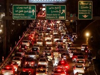 ممنوعیت تردد شبانه از ساعت ۲۱ تا ۳ بامداد در همه شهرها