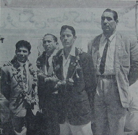 اولین مدال آور ایران در بازیهای المپیک