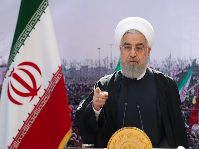 حسن روحانی از مردم ایران طلب عفو کرد
