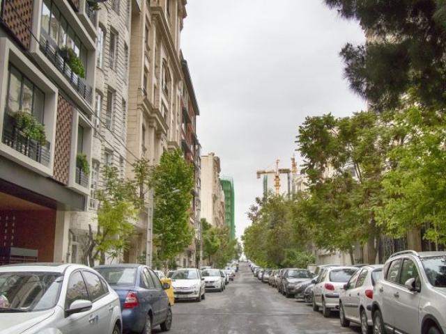 محله آسمان سعادت آباد