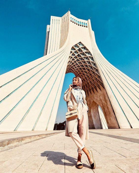 مدلینگ در تهران
