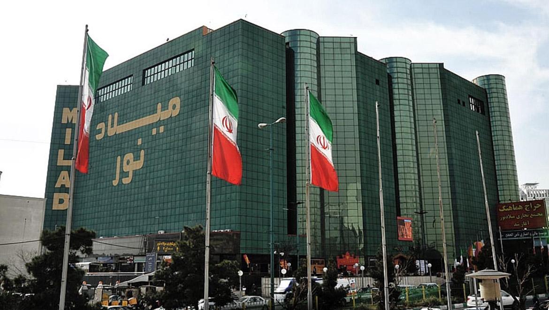 مراکز خرید غرب تهران