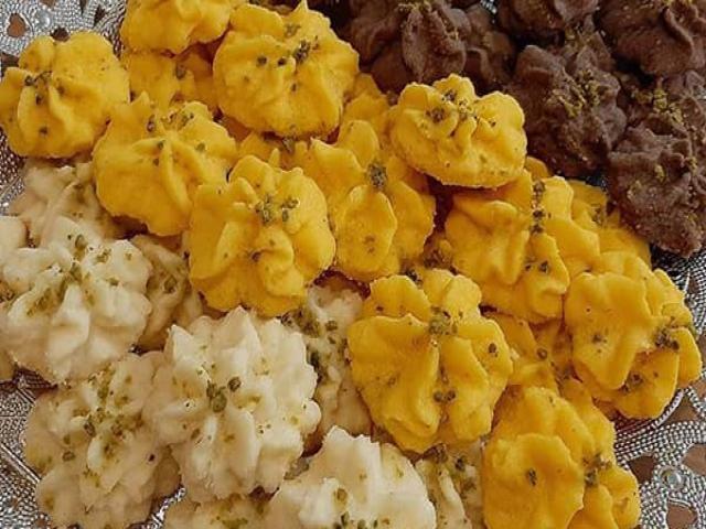 طرز تهیه شیرینی بهشتی برای عید نوروز