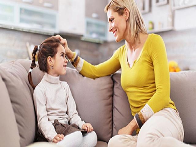 شیوه صحیح صحبت والدین با فرزندان