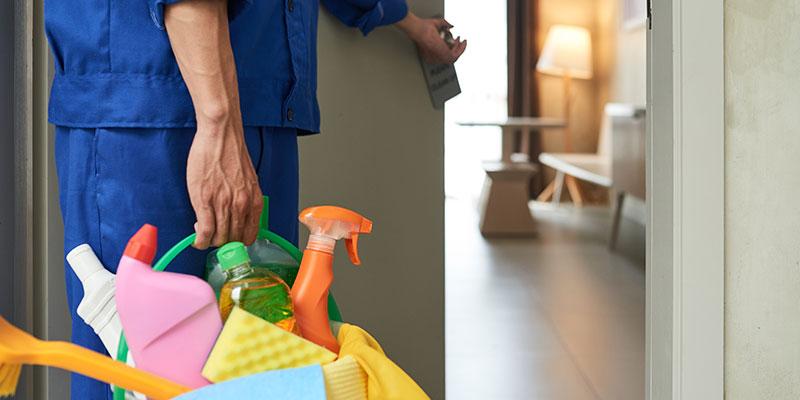 ویژگی های شرکت خدمات نظافت