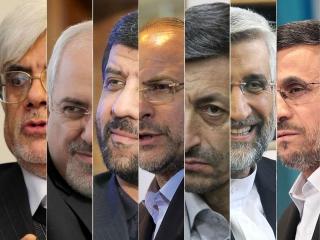 کاندیداهای احتمالی ریاست جمهوری 1400