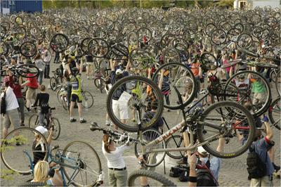دوچرخه سواران