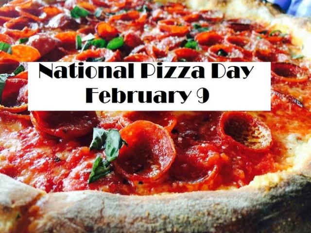 9 فوریه ؛ روز جهانی پیتزا