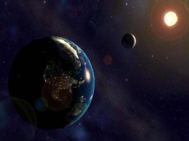اجتماع ماه ، مریخ و ستاره دبران آخرین پدیده نجومی اسفند 99
