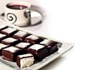 طرز تهیه پشمک شکلاتی ؛ مخصوص عید نوروز