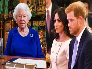 واکنش ملکه به مصاحبه جنجالی مگان مارکل