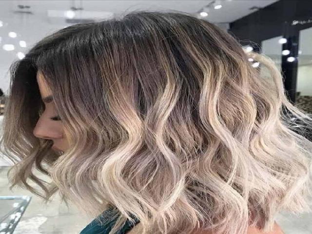 رنگ کردن مو به روش آمبره + عکس مدل ها