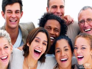 تاثیر خنده بر سلامت
