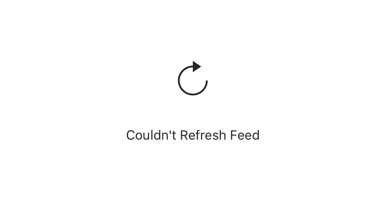 instagram error