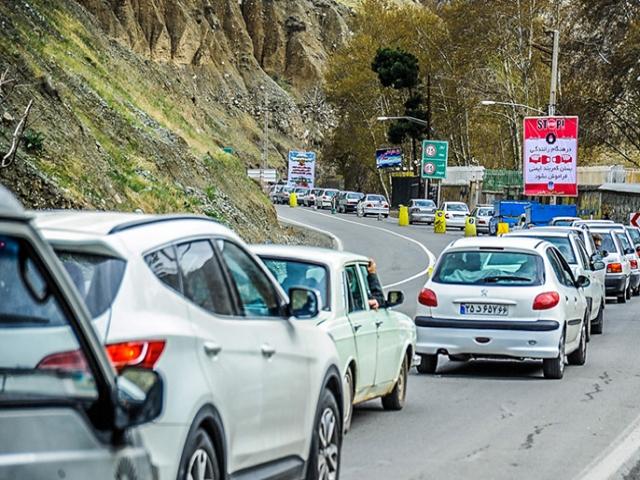 اعلام آخرین وضعیت رنگ بندی شهرها برای نوروز