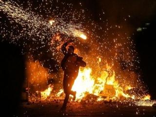 چه خبر از حوادث چهارشنبه سوری؟ / افزایش احتمال ابتلا به کرونا در بیماران سوخته