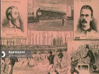 تورنمنتی فوتبالی به قدمت 149 سال