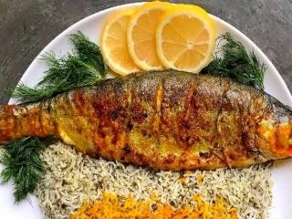 روایت خوردن سبزی پلو با ماهی در عید نوروز + طرز تهیه