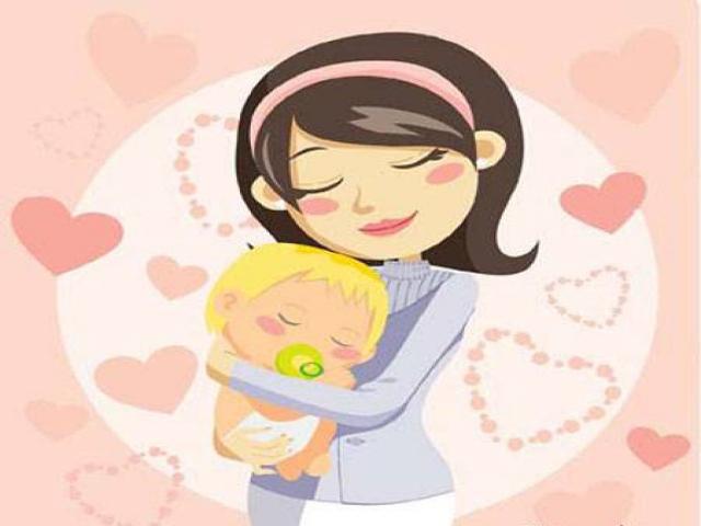 نقاشی هایی از مادر و کودک