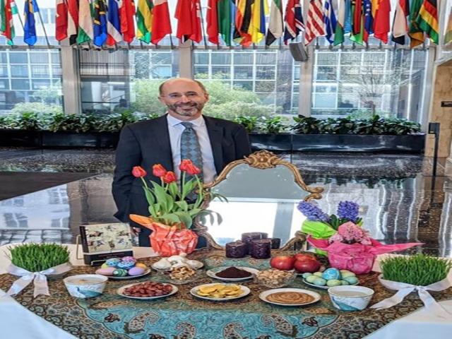تبریک نوروز توسط مقامات آمریکایی به مردم ایران