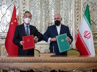 سند جامع همکاری های ایران و چین امضا شد