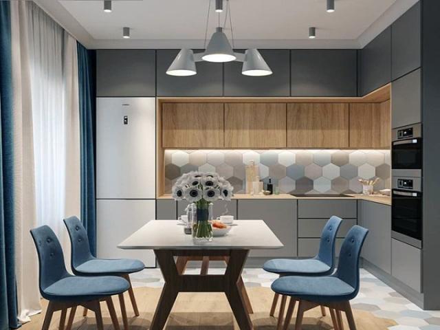 دکوراسیون آشپزخانه کوچک و مدرن + عکس