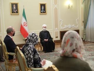 جزئیات دیدار دکتر روحانی با وزیر امور خارجه ایرلند