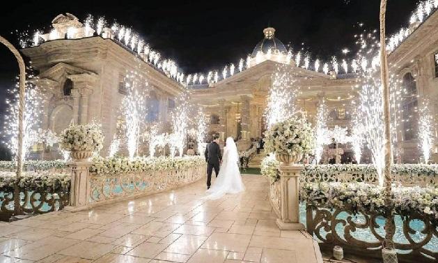 آتش بازی در عروسی