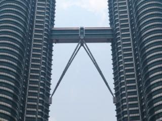 برج دوقلوی پتروناس کوالالامپور