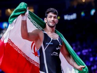 کشتی آزاد ایران قهرمان آسیا شد