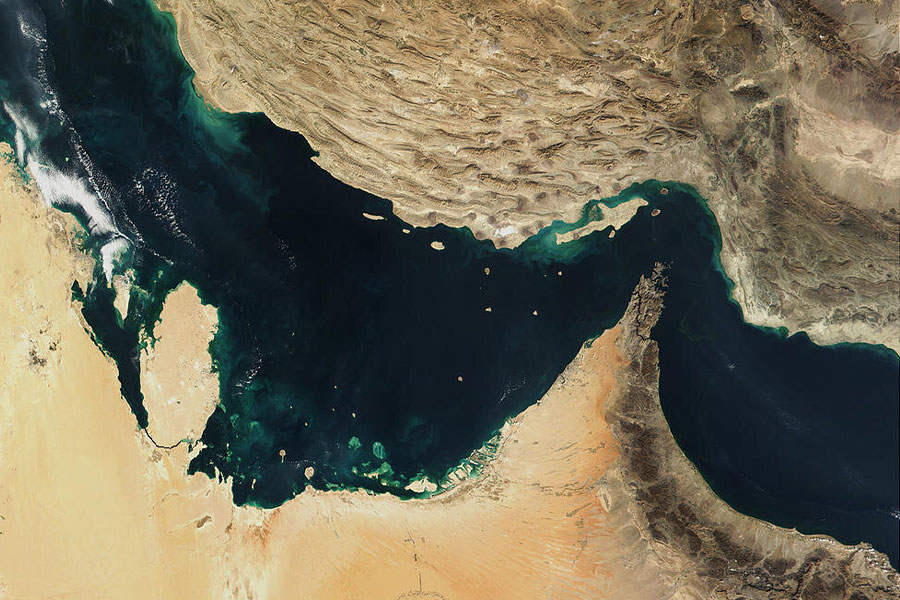 عجایب خلیج فارس