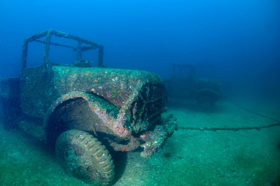 ماشین دریایی
