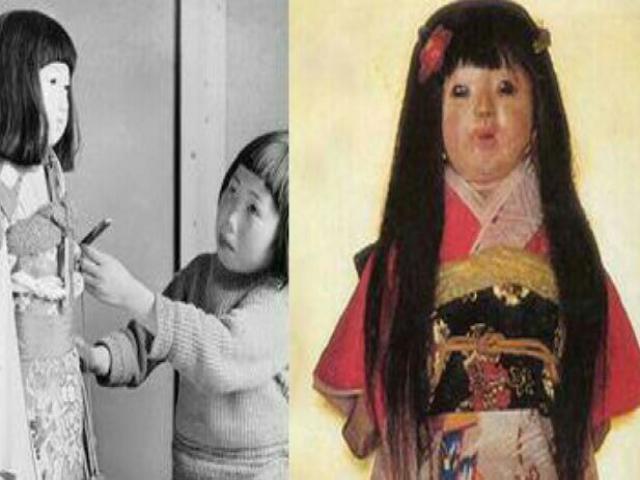 ماجرای عجیب عروسک اوکیکو/عروسکی که موهایش بلند می شود
