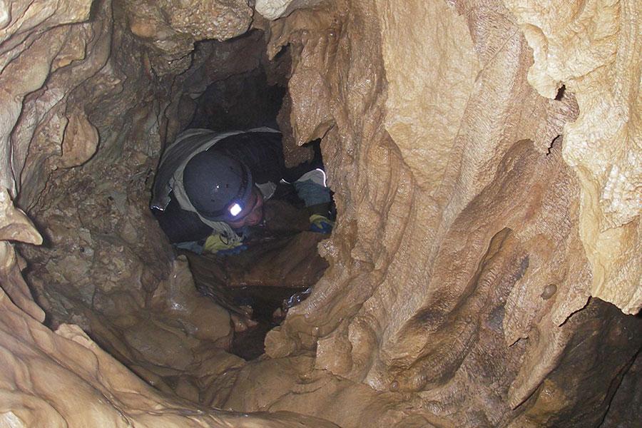 مسیر غار دانیال
