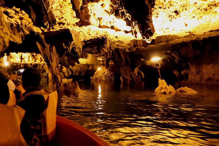 غار دانیال کجاست