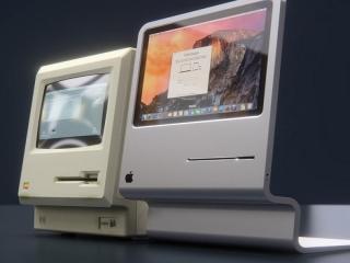 آشنایی با سیستم عامل مکینتاش
