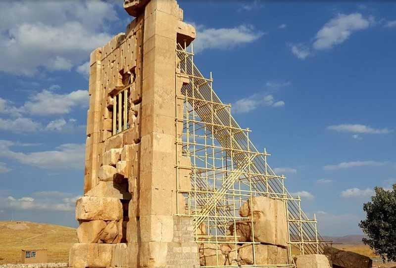زندان سلیمان پاسارگاد