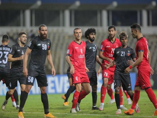 پرسپولیس ایران دو – گوای هند یک + جزئیات بازی