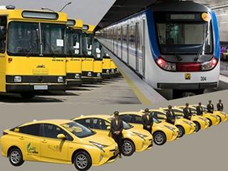 کرایههای حمل و نقل عمومی در تهران از اول اردیبهشت گران شد
