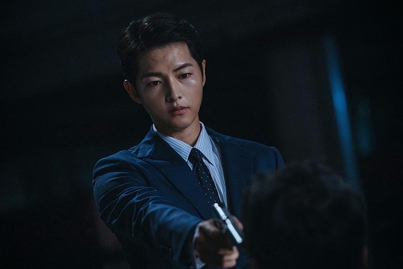 سونگ جونگ کی سریال جدید