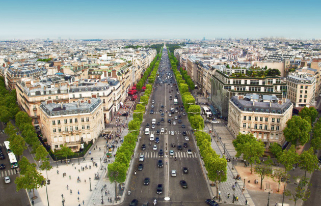 تور گردشگری برای فرانسه