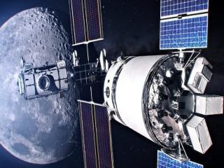 انتشار تصاویری خیره کننده از دروازه ماه توسط ناسا / دروازه ماه چیست؟