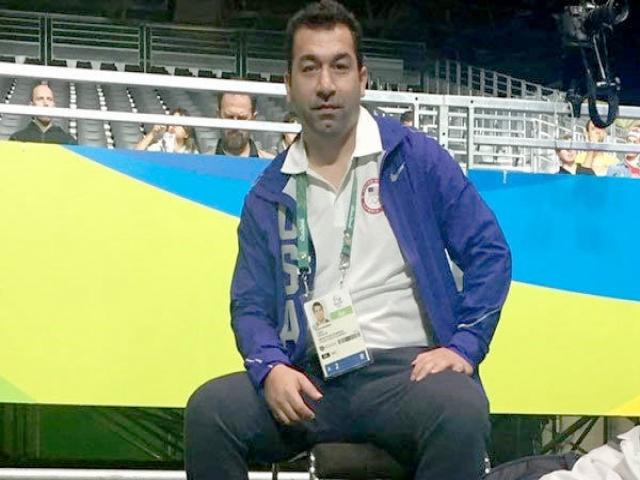 طلای شگفت انگیز شاهین وزنه برداری ایران در مسابقات جهانی یونان