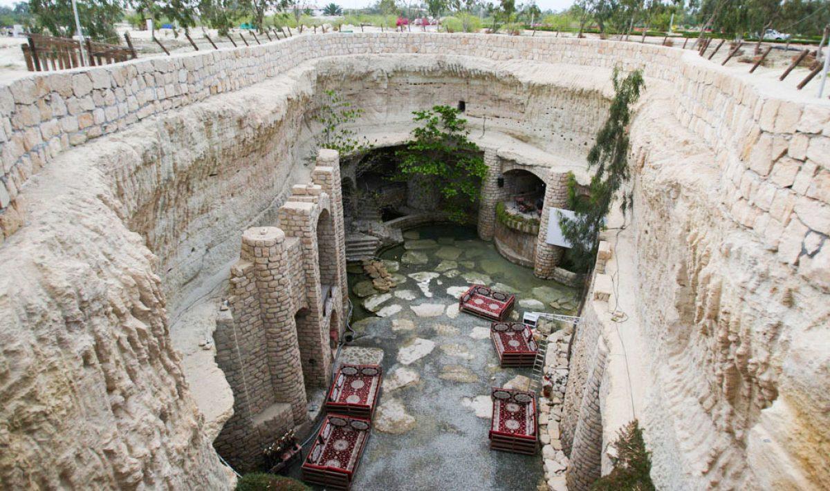 عکس شهر کاریز در کیش