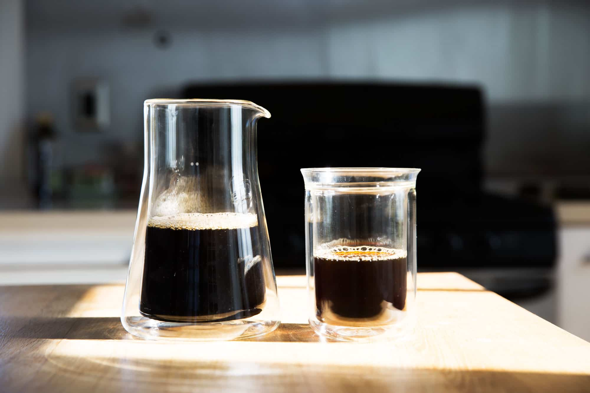 تهیه قهوه اسپرسو بدون دستگاه