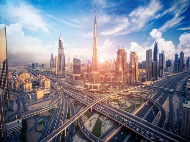 شهر های دیدنی و مدرن امارات متحده عربی