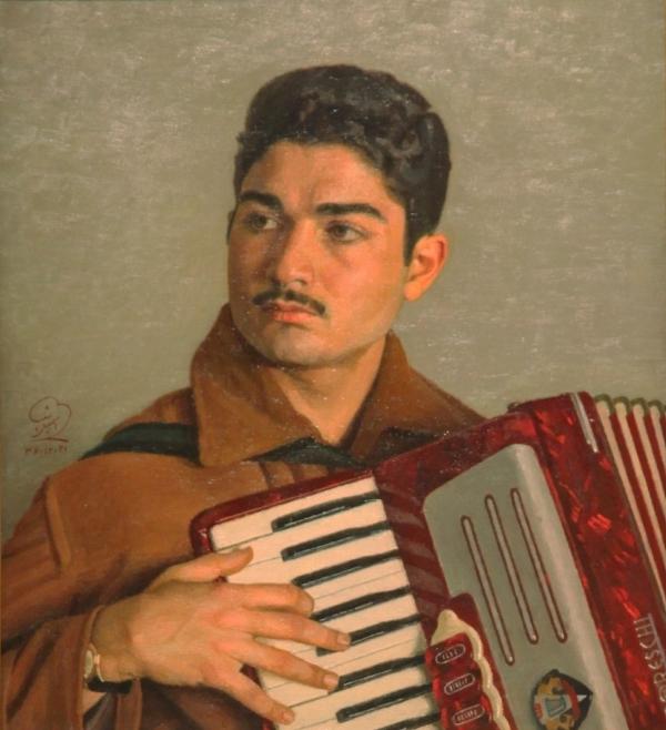 تابلو اسماعیل آشتیانی