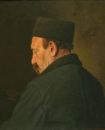 نقاشیهای اسماعیل آشتیانی