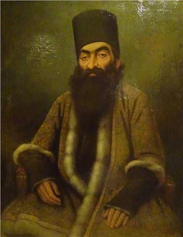 درباره اسماعیل آشتیانی