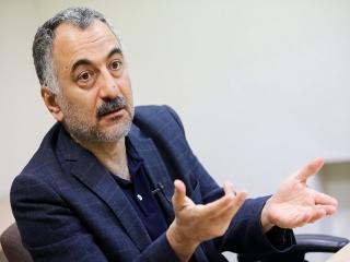 واکنش سعید لیلاز مجری مصاحبه کننده به انتشار فایل صوتی ظریف
